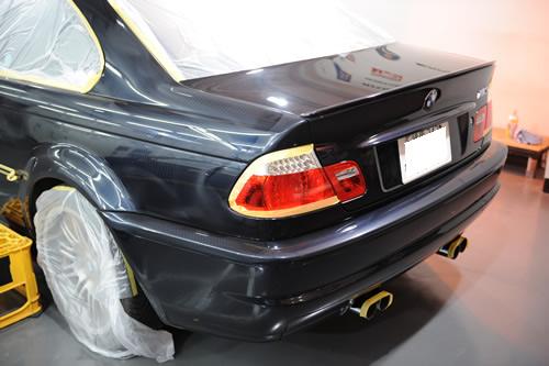 E46 BMW補修