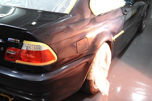 BMWE46 補修