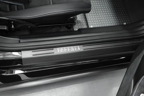 フェラーリ Ferrari 599GTO施工画像