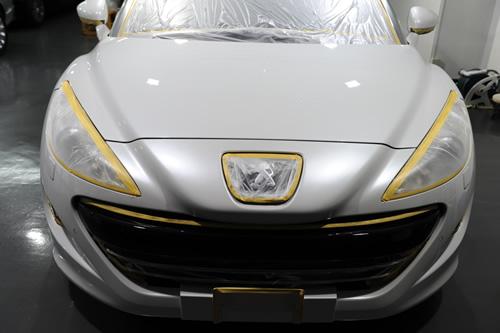 プジョー Peugeot RCZ