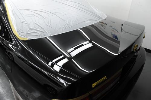 ウィンダム MCV21 磨きガラスコーティング画像