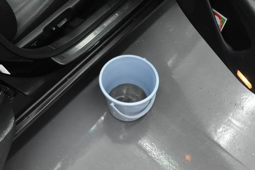 トヨタウィンダムMCV21 磨きガラスコーティング画像