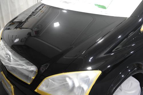V350 磨きガラスコーティング画像