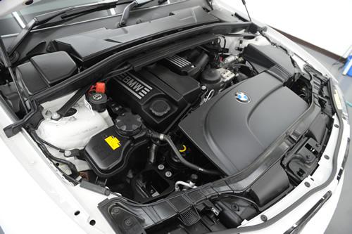 BMW 120カブリオレ施工画像
