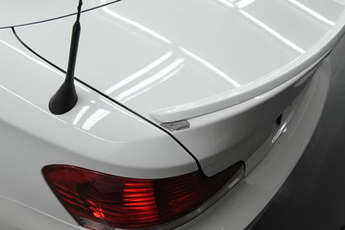 BMW 120i カブリオレ施工画像