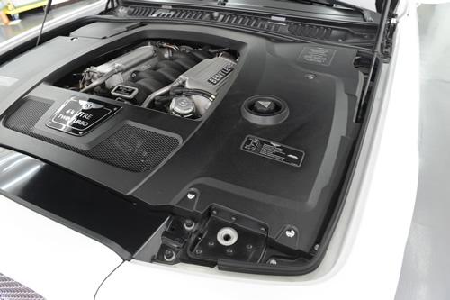 ベントレー Bentley アルナージT 磨きガラスコーティング画像