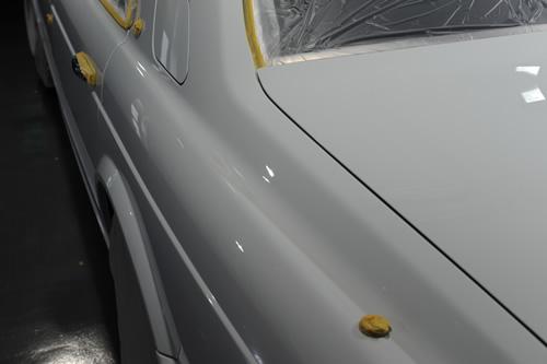 ベントレー BentleyアルナージT磨きガラスコーティング画像