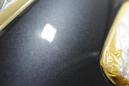 スバルアウトバック ガラスコーティング画像