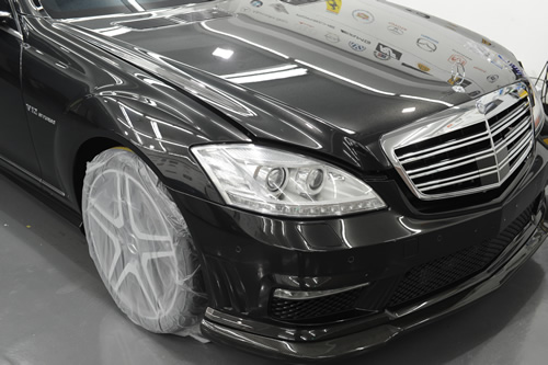 AMGD65ガラスコーティング施工画像