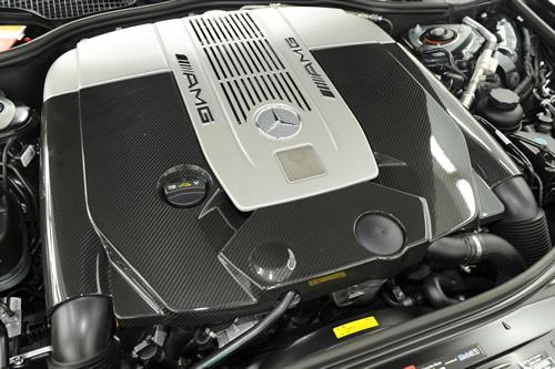 S65AMG 磨きコーティング施工画像