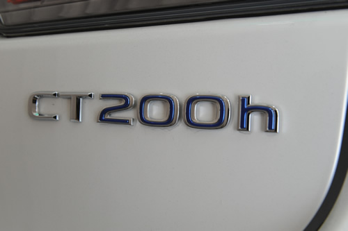 レクサス CT200 ガラスコーティング画像
