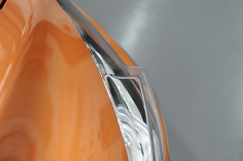 CR-Z 磨きガラスコーティング