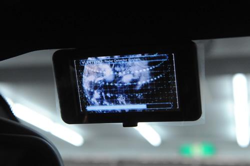 E92 M3 BMW 磨きガラスコーティング画像