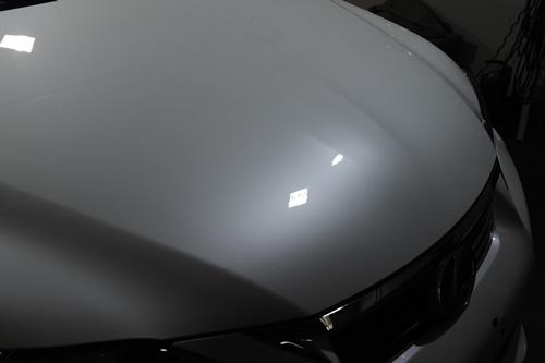 レクサス CT200 磨きガラスコーティング画像