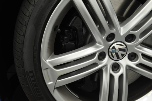 VW シロッコR施工画像