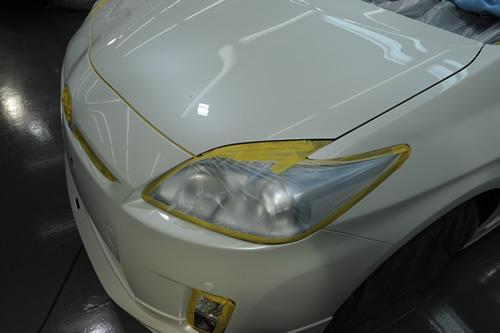 トヨタ TOYOTA プリウス 施工画像