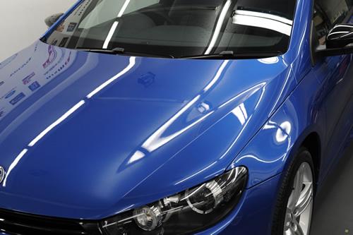 VW シロッコR ガラスコーティング施工画像