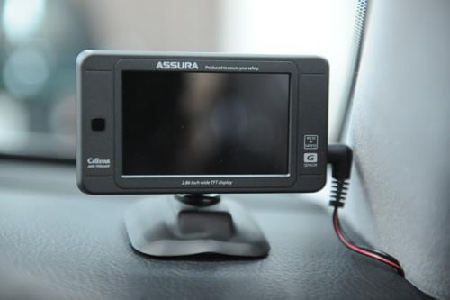 レクサス GS350磨きガラスコーティング画像