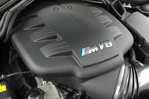 BMW E92 M3 ガラスコーティング 施工画像