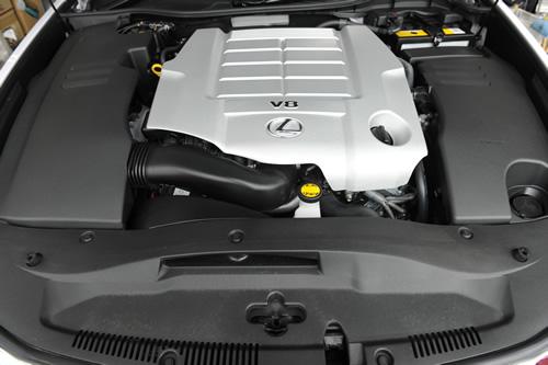 GS460