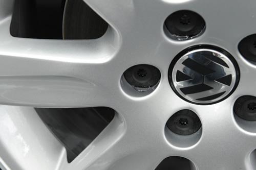 VW POLO ポロ TSI ガラスコーティング 施工画像