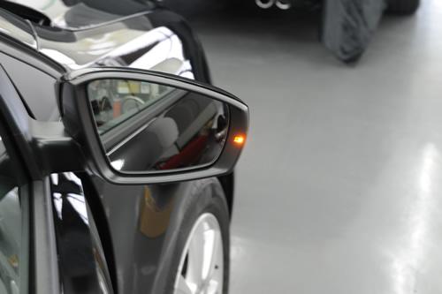 VW POLO ポロ 1_nt.2TSI ガラスコーティング 施工画像