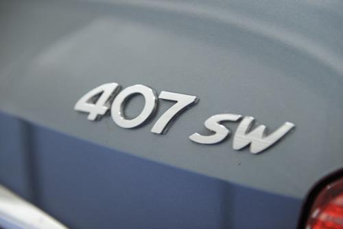 プジョー407SW
