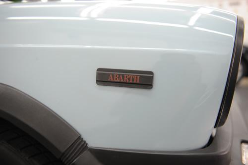 アバルトA112