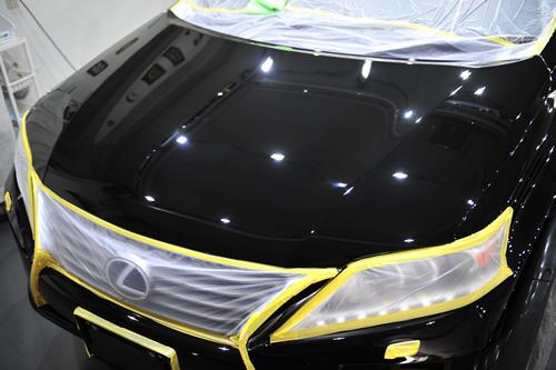 RX450h|磨きガラスコーティング
