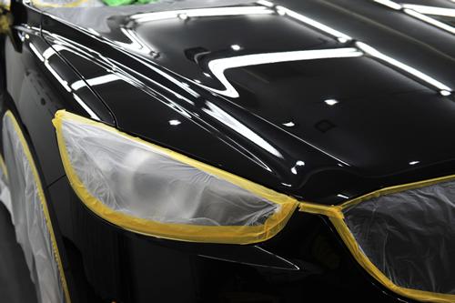 マツダ MAZDA CX5 ガラスコーティング画像