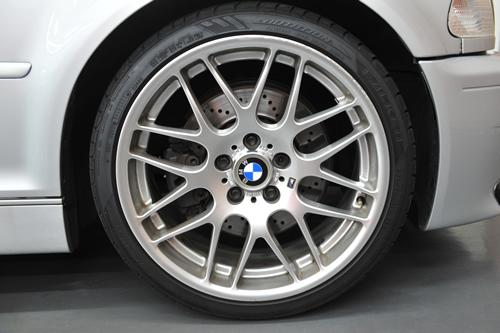 BMW-E46-M3|磨きガラスコーティング