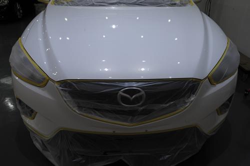 マツダCX-5|磨きボディーガラスコーティング画像