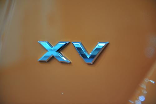 スバルXV|磨きボディーガラスコーティング画像