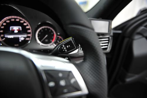 E250ガラスコーティング施工画像