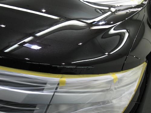 エルグランドライダー|SSSガラスコーティング画像