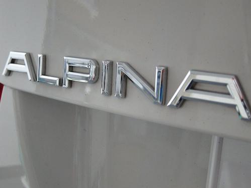 アルピナB3S|磨きコーティング画像