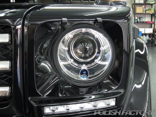 G550ガラスコーティング画像