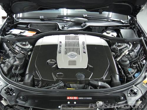 S65AMGコーティング施工画像