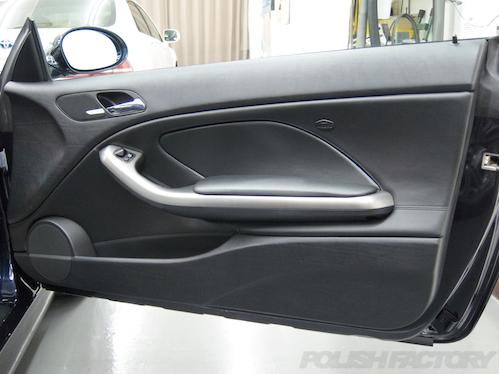 E46-M3|磨きボディガラスコーティング画像