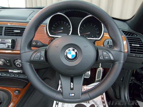 BMWZ4M_ガラスコーティング画像