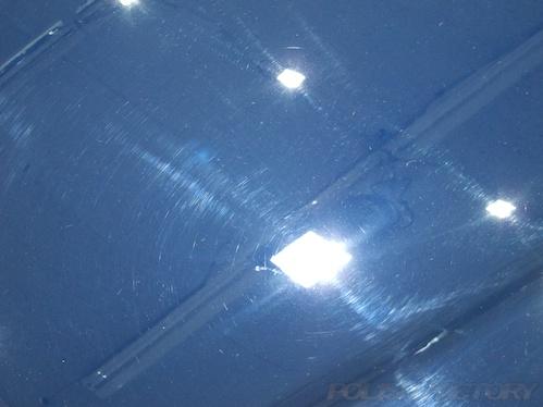 W124_300D_磨きガラスコーティング画像