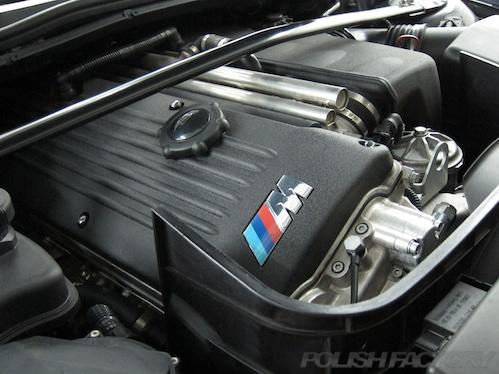 BMW_E46_M3磨きガラスコーティング施工画像