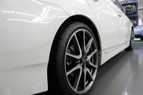 Sツーリングセレクション・G's|新車磨きボディーコーティング画像